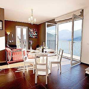 Schönes Apartment in Colonno